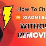 how to charge mi band 4 without removing - MoboDaily