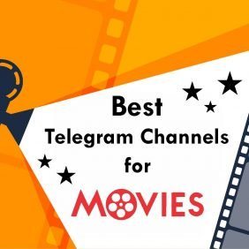 best telegram channels for movies - mobodaily